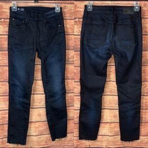 •G-Star• Raw Hem 3301 High Skinny Jeans